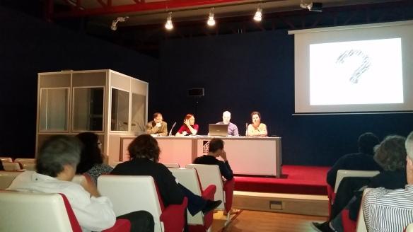 José Martín, Pilar, Oscar y Beatriz, Gran Canaria. Interdisciplinar ABP applied to studies of Graphic Design